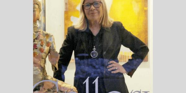 Sherry Rinderer in ArtisSpectrum Magazine